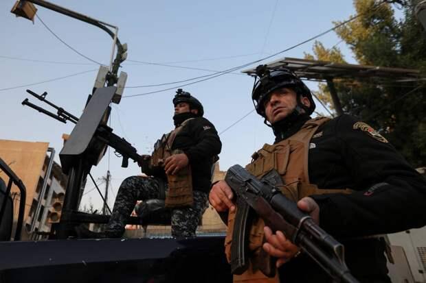 Иракские спецслужбы заявили о поимке организатора крупного теракта 2016 года в Багдаде