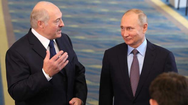 Лидеры РФ и Белоруссии проведут встречу в ближайшие дни