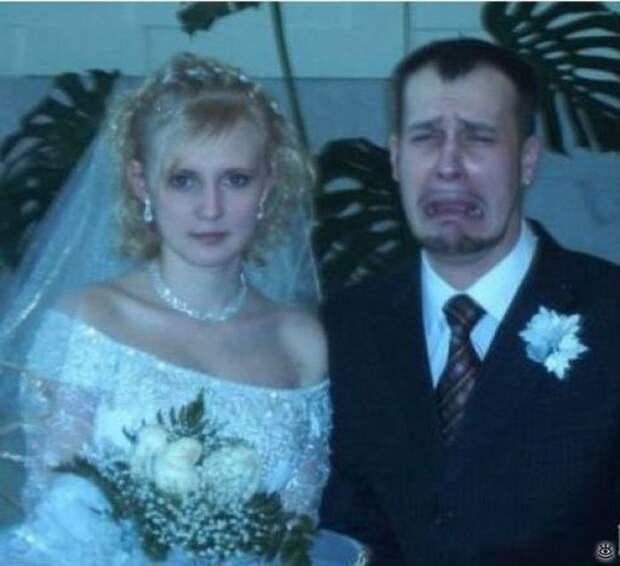 Прикольные свадебные торжества 13
