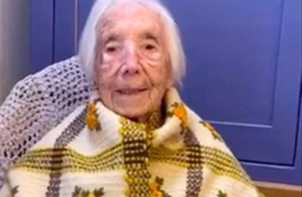 Cтарейшая звезда TikTok получила положительный тест на COVID-19 и умерла