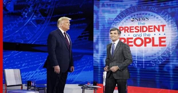 Трамп представил быстрый тест на коронавирус