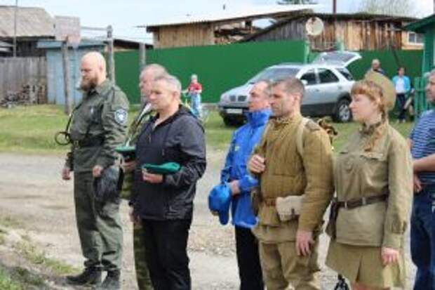 В честь Дня Победы в Невьянске состоялся автопробег по населенным пунктам округа