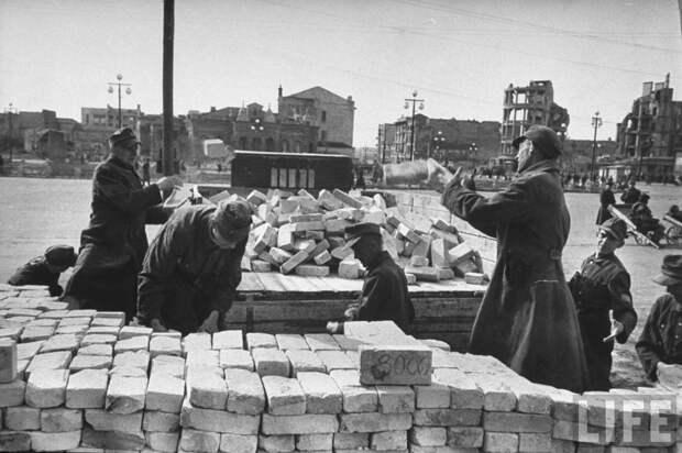 А Германия возместила ли СССР за войну ущерб ?