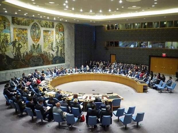 Совбез ООН в воскресенье обсудит палестино-израильский конфликт