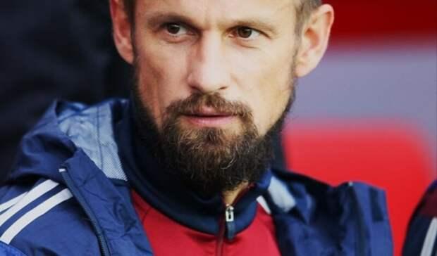 Сергей Семак рассказал, что Караваев вернулся вобщую группу «Зенита»