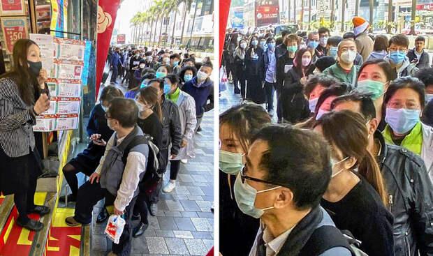15 фотографий, которые демонстрируют весь ужас эпидемии коронавируса в Китае