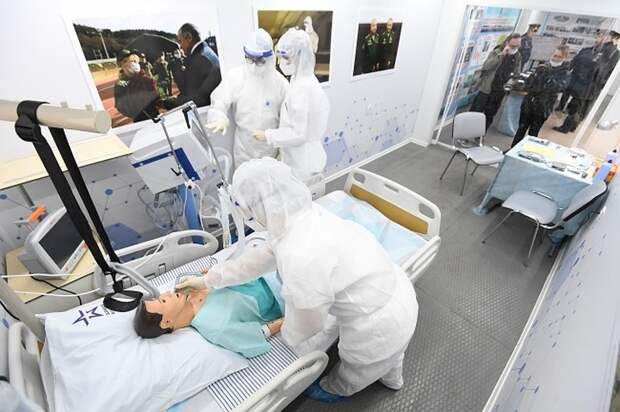 В России выявили 8 183 случаев заражения коронавирусом 18 мая 2021 года