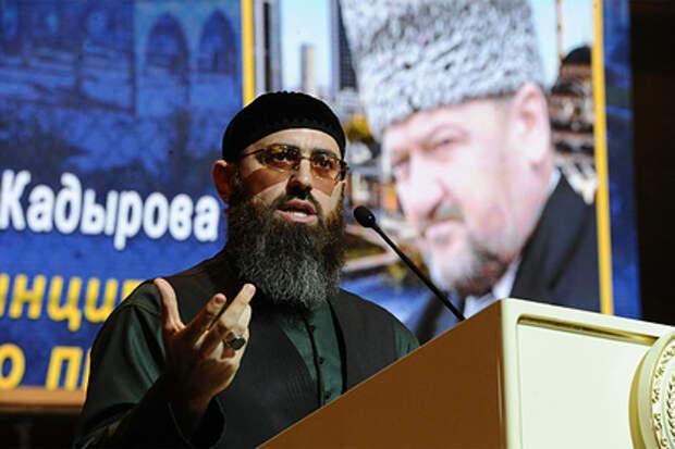 Советник Рамзана Кадырова Адам Шахидов назвал представителей «Талибана» красавчиками