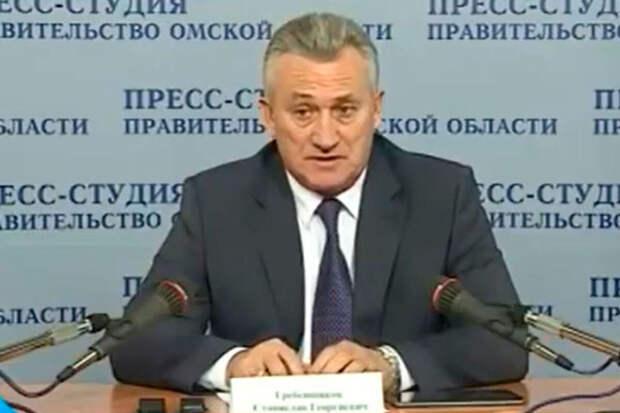Омский чиновник, судимый за причинение ущерба на 15 млн, вышел досрочно