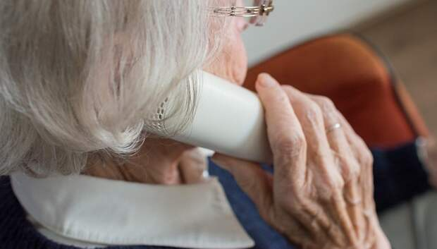 Соцработники обзвонили 1,3 млн пенсионеров Подмосковья с предложением помощи