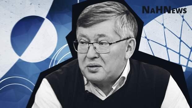 Дандыкин: мечты Киева о базе в Азовском море разобьются о Керченский пролив
