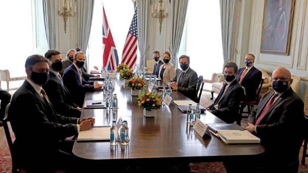 Лондонский саммит министров стран G7: «надо что-то делать с этими Россией и Китаем»