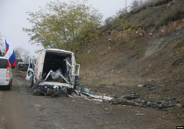 Пашинян о поражении Армении в войне