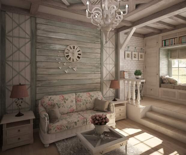 Дачный домик на летний сезон 2021