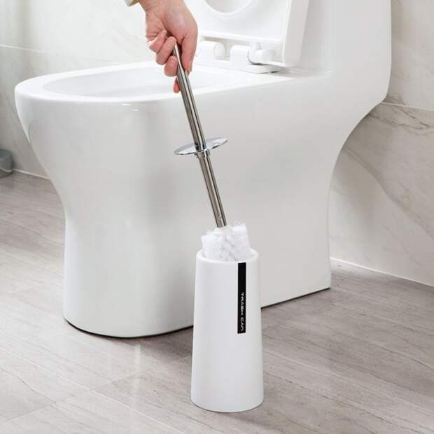 Базовый набор бытовой химии для туалета