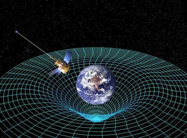 Гравитационное замедление времени: удивительный феномен искривленного пространства-времени