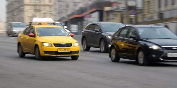 Столичное такси лидирует в мире по темпам и качеству развития