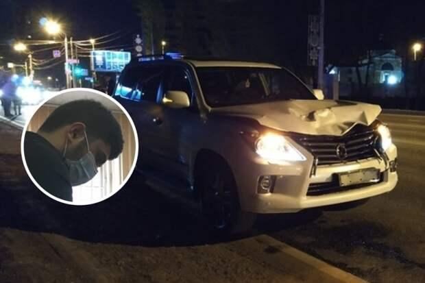«Два года условно». В Перми вынесли приговор подростку, который на папином Lexus насмерть сбил девушку