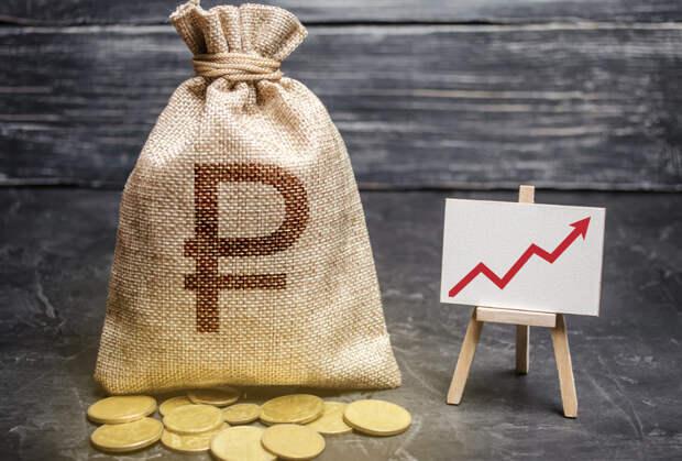 Рубль может обновить максимумы года в ближайшее время