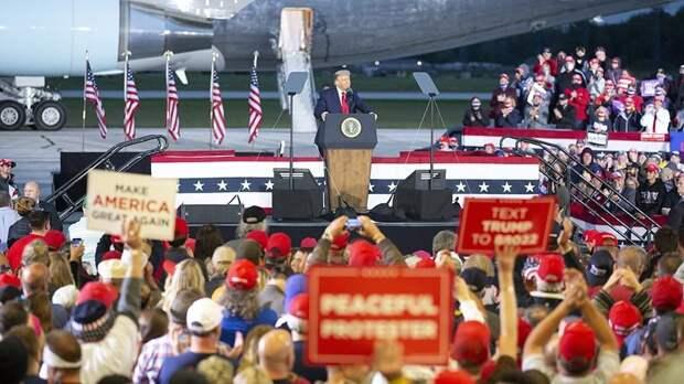 Трамп назвал провальными все выборы с голосованием по почте