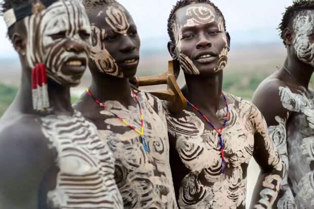 Народы планеты, отвергающие современную цивилизацию
