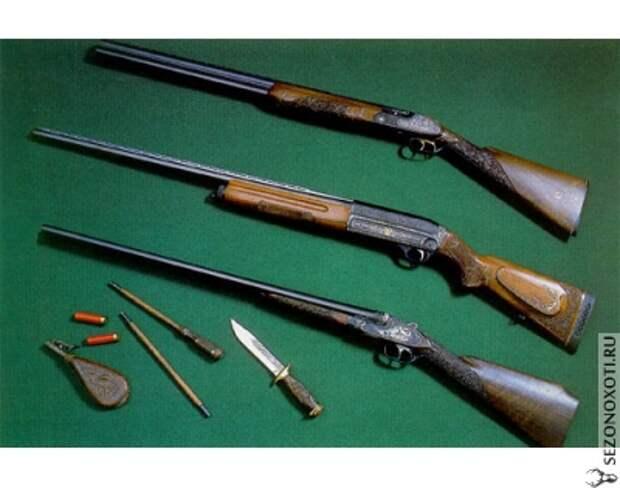 Сколько ружей должно быть у охотника?