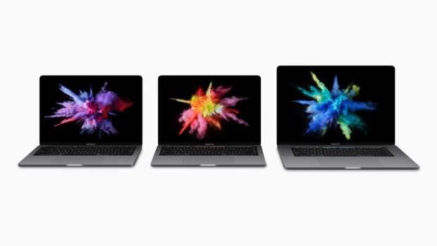 В Сеть утекли данные о новых MacBook Pro