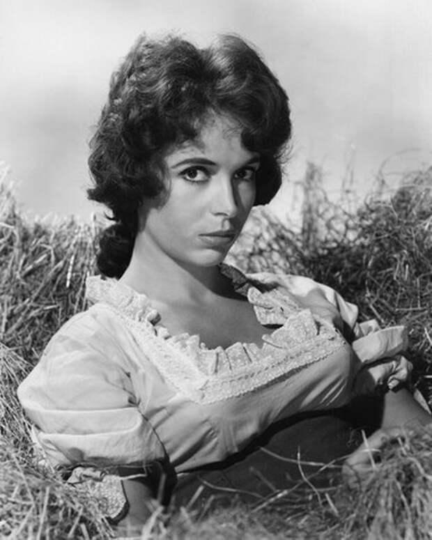 Красотка из 60-х Линда Кристал