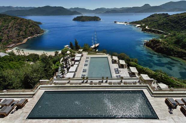 10 отелей для любителей активного образа жизни