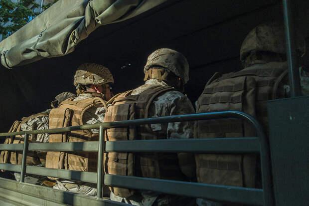 США могут разместить выведенные из Афганистана войска на границе с РФ