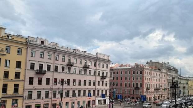 Потепление до +13 градусов ожидается в Петербурге 21 октября