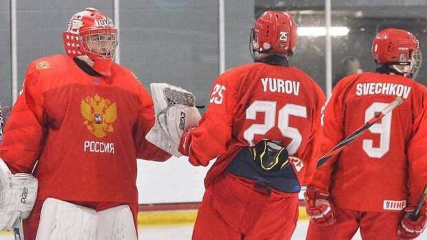Российская сборная вышла в финал юниорского ЧМ по хоккею
