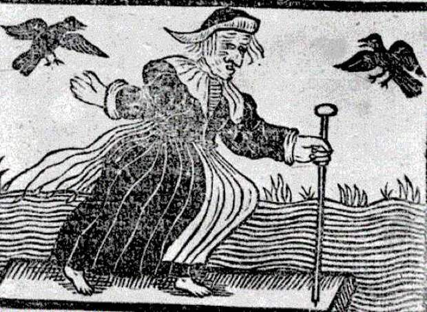 Фамильяры - верные друзья ведьм и колдунов