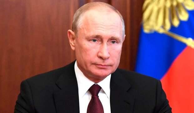 Выступление Путина по коронавирусу – прямая трансляция