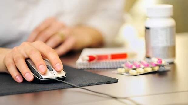 Минздрав одобрил проект об онлайн-продаже рецептурных лекарств