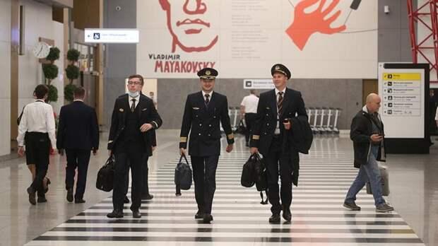 """""""Аэрофлот"""" запретил пилотам и бортпроводникам брать багаж в рейсы"""