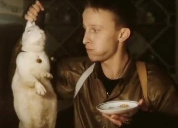 Кадр  из фильма «Арбитр» (1992)