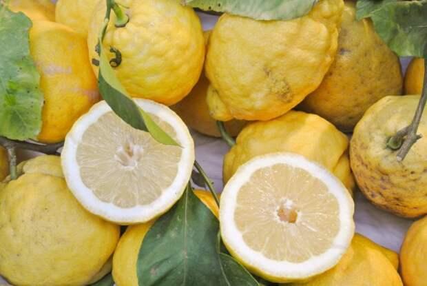 лимон от высокого давления