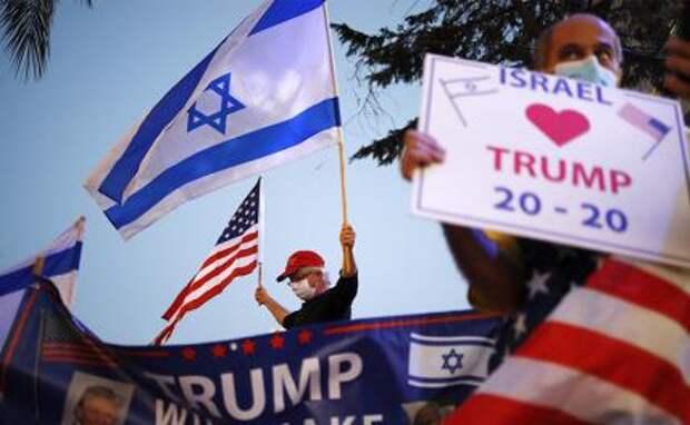 Новогоднее желание: Удалим Израиль из американской политики!