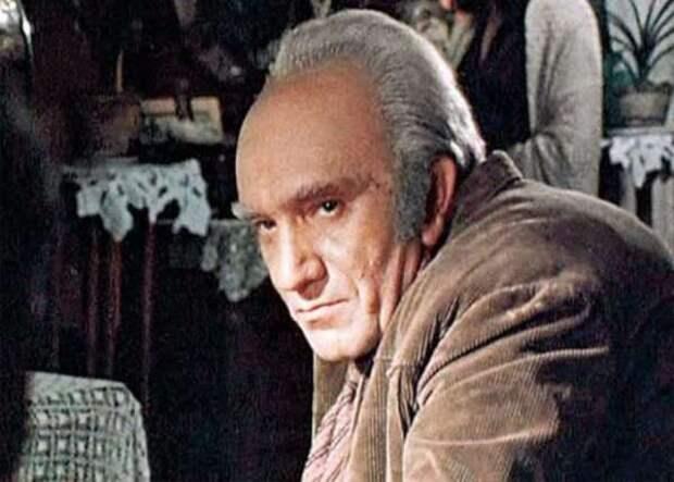 Скончался Армен Джигарханян