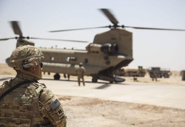 США перебросили в Сирию 200 военнослужащих из Ирака