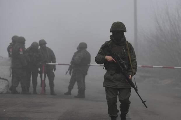 В ДНР сообщили об обстрелах со стороны вооруженных формирований Украины
