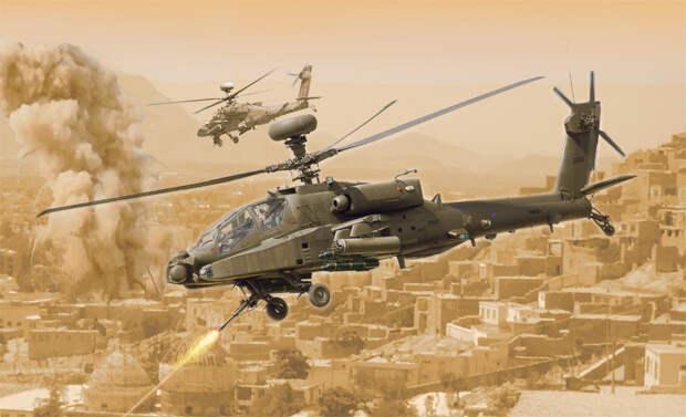 National Interest перечислил пять видов оружия, делающих армию США опасной