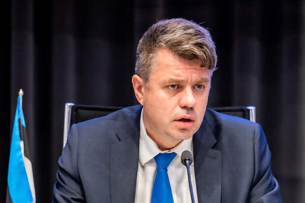 Эстония увидела «проблемы с легитимностью» у российской власти