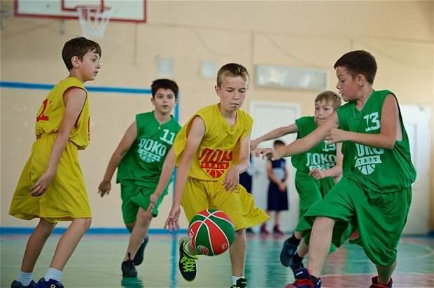 В Краснодаре построят баскетбольный детско-юношеский центр