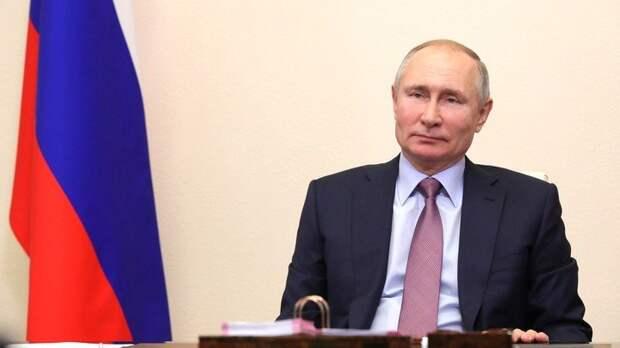 """ПУТИН НАЗВАЛ ГЛАВНОЕ УСЛОВИЕ СУЩЕСТВОВАНИЯ РОССИИ И РУССКИХ: """"ЭТО ОСНОВА"""""""
