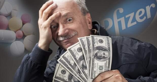 Похоть и игромания: пожилой итальянец судится с Pfizer из-за необычных побочных эффектов