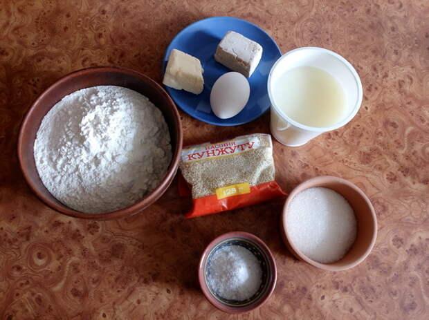 "Сербский хлеб ""Погачице"" хлеб, сербия, выпечка, моя кухня, кулинария, вкусно, длиннопост"