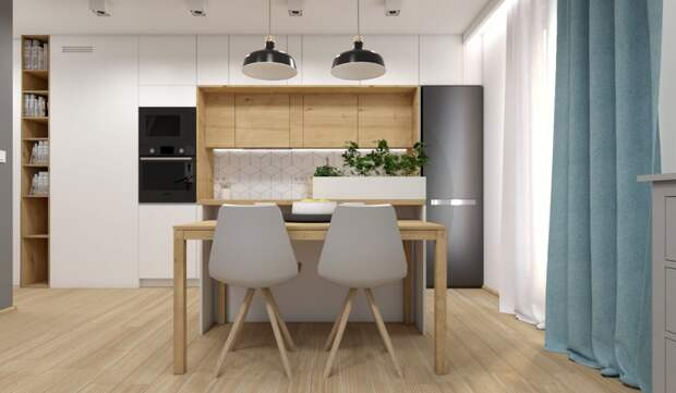 как выбрать линолеум в квартиру дизайн под светлое дерево