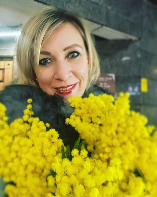 Мария Захарова отвергла болгарского журналиста, устроившего цирк у стен МИДа
